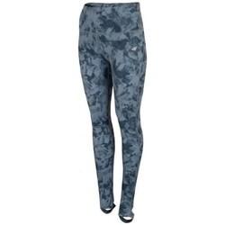 Kleidung Damen Leggings 4F SPDF018 Grau