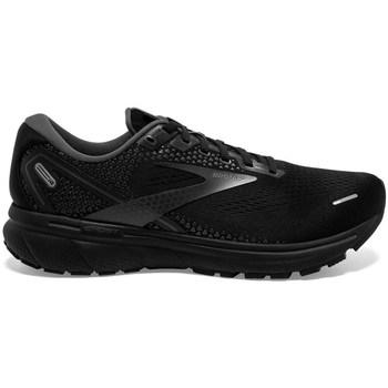 Schuhe Herren Laufschuhe Brooks Ghost 14 Schwarz