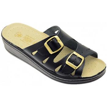 Schuhe Damen Pantoffel Sanital ART 1364 orthopaedische Multicolor