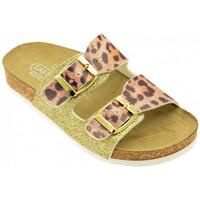 Schuhe Kinder Pantoffel Nobrand ART 257A206S/R sandale Multicolor
