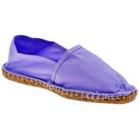 Schuhe Damen Leinen-Pantoletten mit gefloch De Fonseca De Basico32 mokassin halbschuhe
