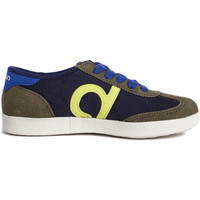 Schuhe Damen Sneaker Low Duuo Nice 038 Grün