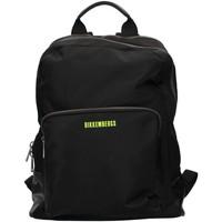 Taschen Rucksäcke Bikkembergs E2BPME1Q0065 SCHWARZ
