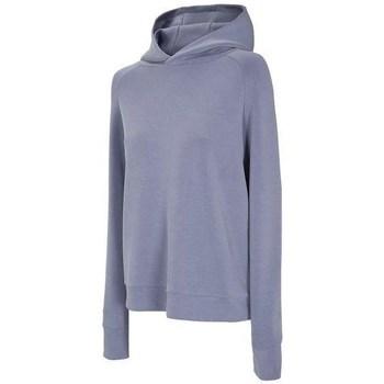 Kleidung Damen Sweatshirts 4F BLD017 Violett