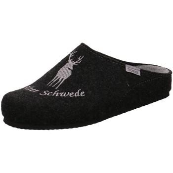 Schuhe Herren Hausschuhe Tofee 150/EUR3043 T.E.901 LIB.503 grau