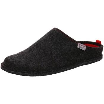 Schuhe Herren Hausschuhe Tofee 4002 TOM.T.E.901 SCOTT.LIB.064 schwarz