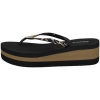Schuhe Damen Zehensandalen De Fonseca SASSARI E W625 SCHWARZ