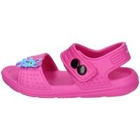 Schuhe Jungen Sandalen / Sandaletten Allseason 12430Q FUCHSIE