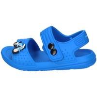 Schuhe Jungen Sandalen / Sandaletten Allseason 12430Q KÖNIGSBLAU