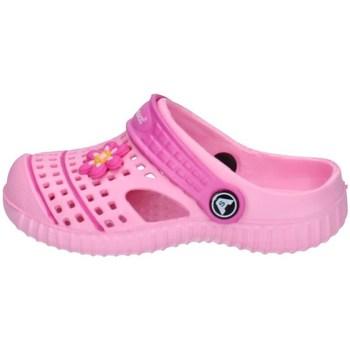 Schuhe Jungen Pantoletten / Clogs Allseason 03159Q ROSE