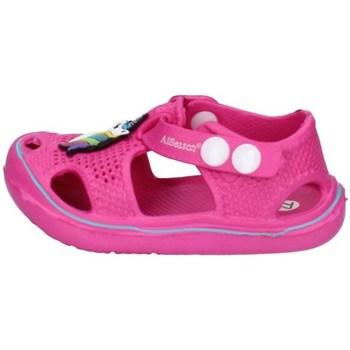 Schuhe Jungen Sandalen / Sandaletten Allseason 03138Q FUCHSIE