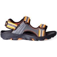 Schuhe Kinder Sportliche Sandalen 4F JSAM003 Grau