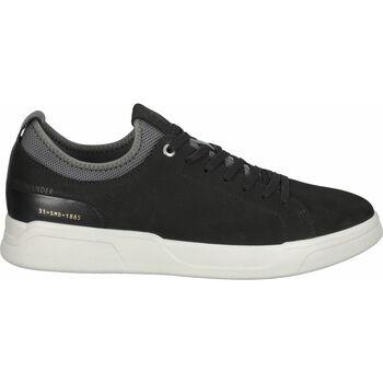 Schuhe Herren Sneaker Low Salamander Sneaker Schwarz