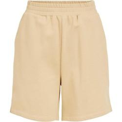 Kleidung Damen Shorts / Bermudas Vila  Beige