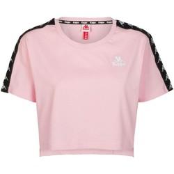 Kleidung Damen T-Shirts Kappa  Rosa