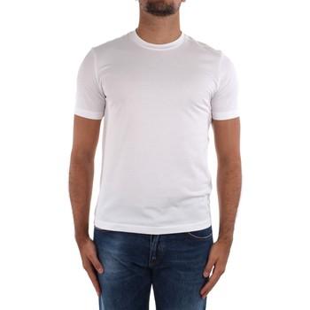 Kleidung Herren T-Shirts Cruciani CUJOSB G30 Weiß