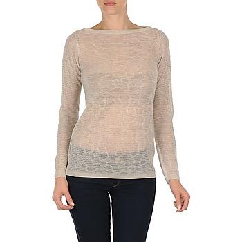 Kleidung Damen Pullover Esprit SUSI Creme