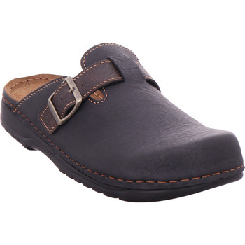 Schuhe Herren Pantoletten / Clogs Bold - 3526-WK12 schwarz