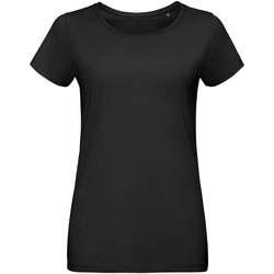 Kleidung Damen T-Shirts Sols Martin camiseta de mujer Negro