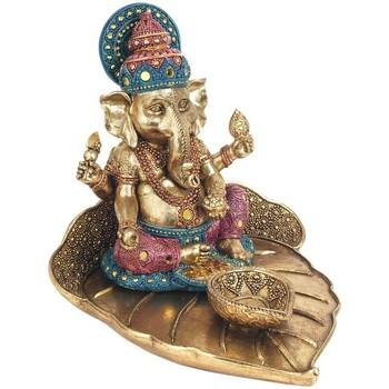 Home Statuetten und Figuren Signes Grimalt Ganesha-Figur Dorado