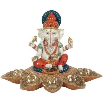 Home Statuetten und Figuren Signes Grimalt Ganesha-Figur Marrón