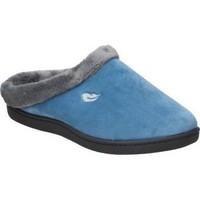 Schuhe Damen Hausschuhe Calz. Roal Z. DE CASA  R12230 SEÑORA JEANS Bleu