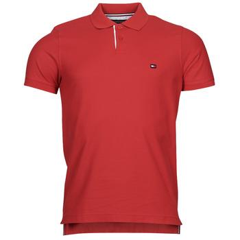 Kleidung Herren Polohemden Tommy Hilfiger 1986 CONTRAST PLACKE, XLG Rot