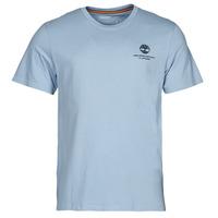 Kleidung Herren T-Shirts Timberland CC ST TEE Blau
