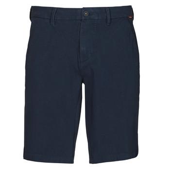 Kleidung Herren Shorts / Bermudas Timberland STORY SHORT Marine