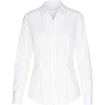 Kleidung Damen Tops / Blusen Seidensticker Schwarze Rose 60.645941 Weiß