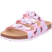 Schuhe Kinder Pantoffel Canadian John - 0001 rosé