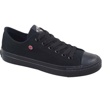 Schuhe Herren Sneaker Low Lee Cooper LCWL2031044 Schwarz