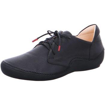 Schuhe Damen Derby-Schuhe & Richelieu Think Schnuerschuhe 3-000204-0000 schwarz