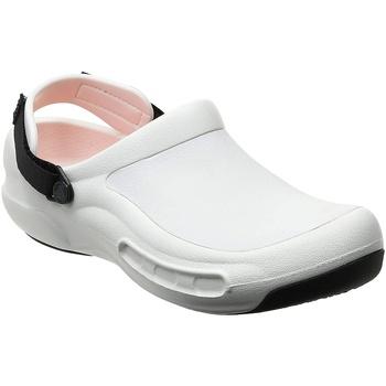 Schuhe Damen Pantoletten / Clogs Crocs  Weiß