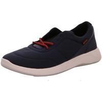 Schuhe Herren Sneaker Low Etnies Schnuerschuhe Balboa Bloom 4101000523-842 blau