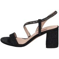 Schuhe Damen Sandalen / Sandaletten Albano 4119 SCHWARZ