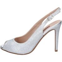 Schuhe Damen Sandalen / Sandaletten Albano 4035 SILBER