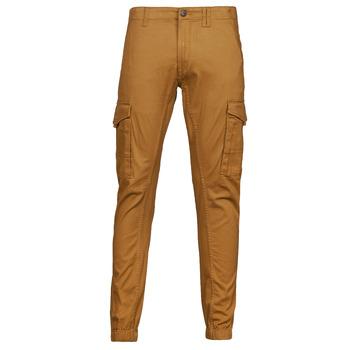 Kleidung Herren Cargo Hosen Jack & Jones JJIPAUL Camel