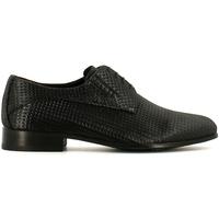 Schuhe Herren Derby-Schuhe Rogers B4 Schwarz