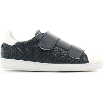 Schuhe Herren Sneaker Low Brimarts 410764 Blau