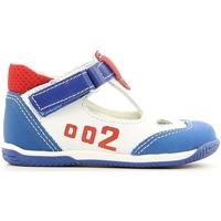 Schuhe Kinder Sandalen / Sandaletten Crazy MK0118A6E.W Blau