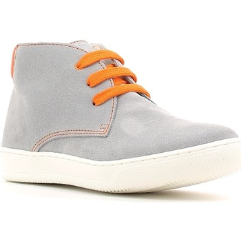 Schuhe Kinder Boots Crazy MK6052F6E.W Grau
