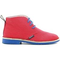 Schuhe Kinder Boots Submariine London SMLK610030 Rot