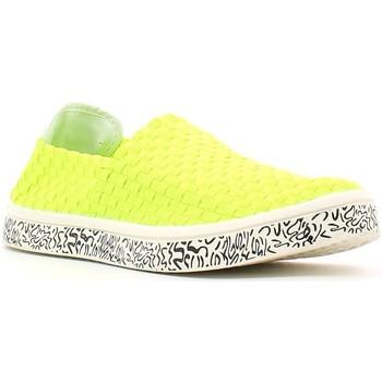 Schuhe Damen Slip on Rock Spring 870051 Gelb
