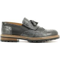 Schuhe Herren Derby-Schuhe Rogers 187 Schwarz