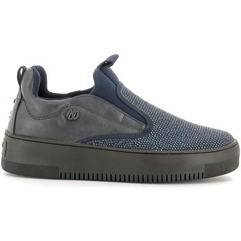 Schuhe Damen Slip on Wrangler WL162640 Blau