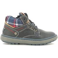 Schuhe Kinder Boots Wrangler WJ16238B Grau