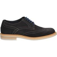 Schuhe Herren Richelieu Rogers 8950A Blau