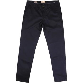 Kleidung Herren Chinohosen Gaudi 721BU25006 Blau