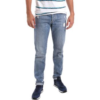 Kleidung Herren Slim Fit Jeans Sseinse PJE625SS Blau